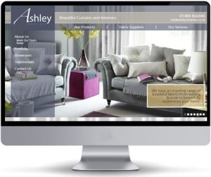 Ashley Interiors home page