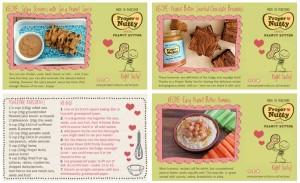 Blog - Proper Nutty Recipe Cards