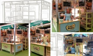 Blog - Proper Nutty exhibition stand